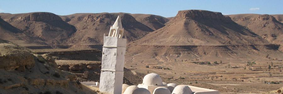 desert tunisie comme lieu de tournage des films