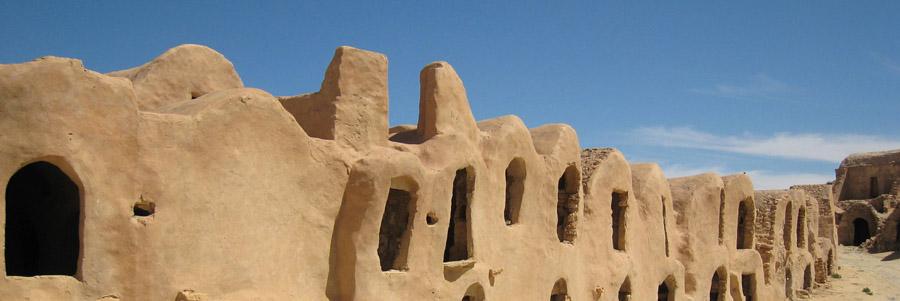 des beaux Lieux de tournage films en tunisie